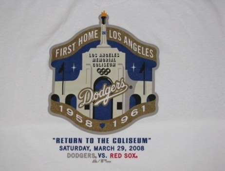 Return to the Coliseum Logo